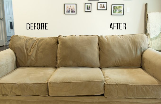 Diy Sagging Couch Cushion Fix Grove House Reno